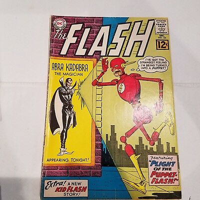 Flash 133 VG/Fine HUGE DC SILVER AGE COLLECTION No Reserve