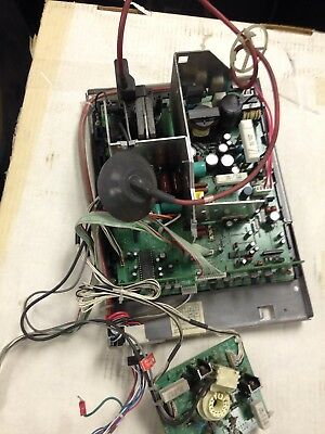 Working Nanao Dual Res Resolution Chassis