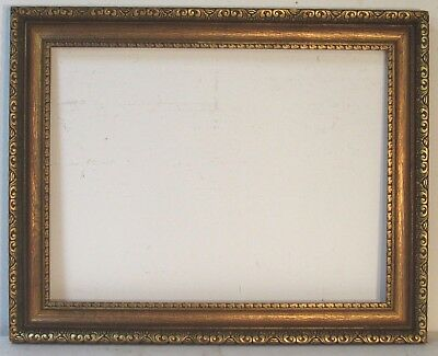 Antique   Great Quality Gilt Frame For Painting  22  X 17  Inch