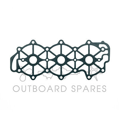 Yamaha Powerhead Cover Plate Gasket for 40, 50hp Outboard (Part # 63D-11193-A0)
