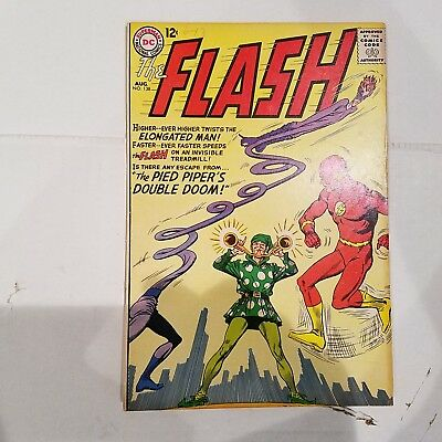 Flash 138 VG/F  HUGE DC SILVER AGE COLLECTION No Reserve