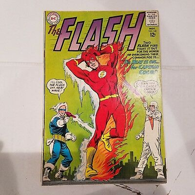 Flash 140 VG/F  HUGE DC SILVER AGE COLLECTION No Reserve