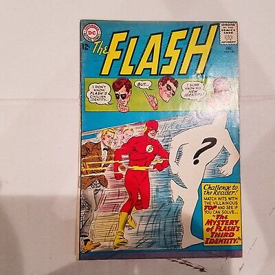 Flash 141 Fine  HUGE DC SILVER AGE COLLECTION No Reserve