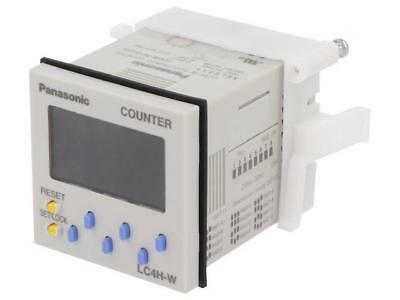 LC4H-W-R6-24V Counter electronical Display2x LCD Count.signal type  PANASONIC EW