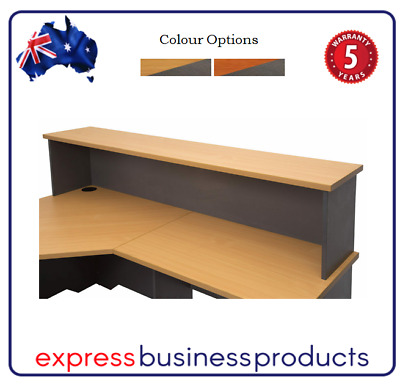Rapid Worker Reception Desk Hob - Assorted Colours and Sizes