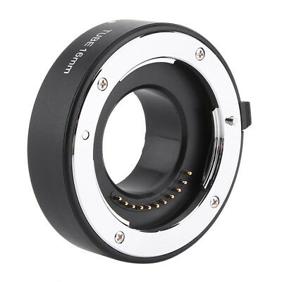 10/16mm Auto Focus Macro Extension Tube Ring for Olympus Panasonic Micro M4/3 HH
