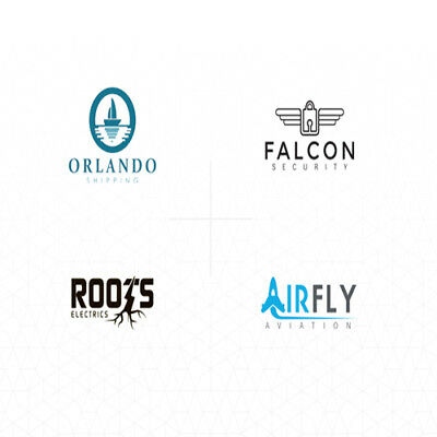 Professional Custom  Logo With Source File-Unlimited Revisions-Graphic