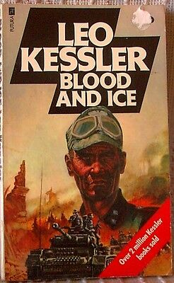 BLOOD AND ICE, Leo Kessler, UK pb 1985