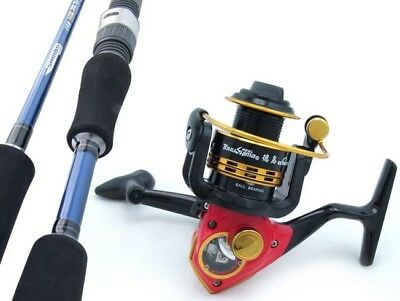 SAMBO 6'0 10kg Carbon Fibre Jigging Spinning Fishing Rod and Reel Combo Presale