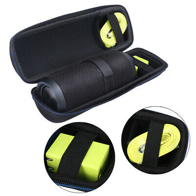 Fit For JBL Flip 4 Bluetooth Speaker Case Cover Travel Carrying Bag Sleeve Pouch