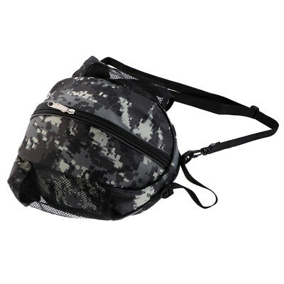 High-quality Basketball Carry Case Shoulder Bag w/ Adjustable Shoulder Strap