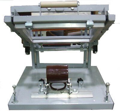 Manual Cylinder screen printing machine,pen, mug, cup, bottle printer New2