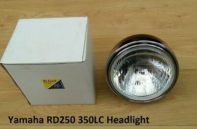 New Yamaha RD250 - 350LC Complete Headlight Unit