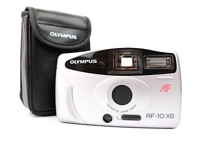 Vintage/Retro Olympus AF-10XB 35mm Point & Shoot Camera with case FREE PP