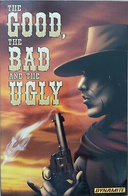 The Good, The Bad, and The Ugly Volume 1, Dixon, Chuck, Excellent Book