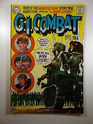 G.I.Combat #138 1st Appearance of The Losers!! Awesome VG Condition!!