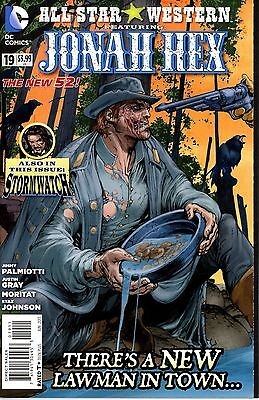 Jonah Hex   #19  * First Print *   All Star Western       Nm