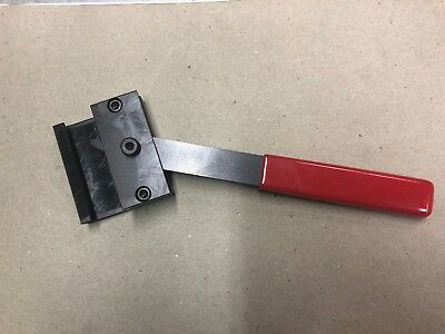 Square Head Cleat Tool Cleat Lever Lock Duct Tool HVAC TDC/TDF
