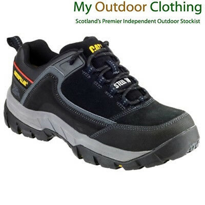 CAT / Caterpillar Crompton Safety Footwear Shoe  S1 Trainer