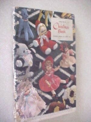 1944 Sears Christmas Catalog/christmas Book -With Toys And Misc. Merchandise