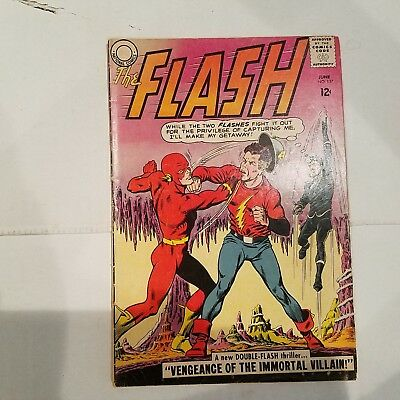 Flash 137 VG-   HUGE DC SILVER AGE COLLECTION No Reserve