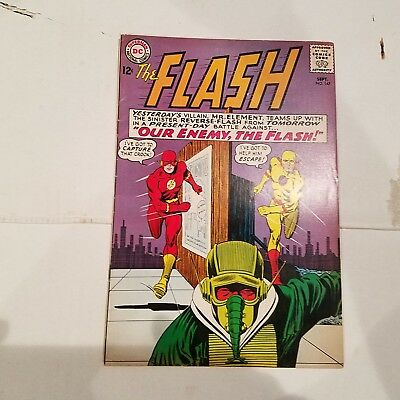 Flash 147 F/VF   HUGE DC SILVER AGE COLLECTION No Reserve