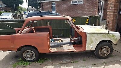 Triumph Vitesse two to build
