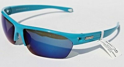 1912228534 SUNCLOUD Detour POLARIZED Sunglasses Glacier Blue Blue Mirror NEW Smith  Sport