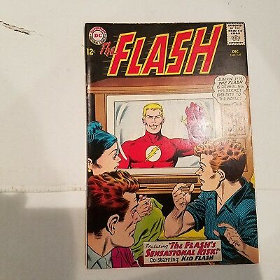 Flash 149 F/VF HUGE DC SILVER AGE COLLECTION No Reserve