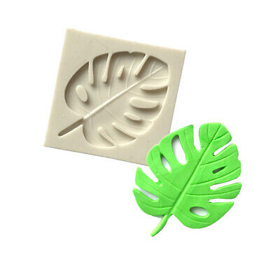 5 Pcs Leaf Leaves Liquid Silicon Mould DIY Resin Casting Jewelry Craft