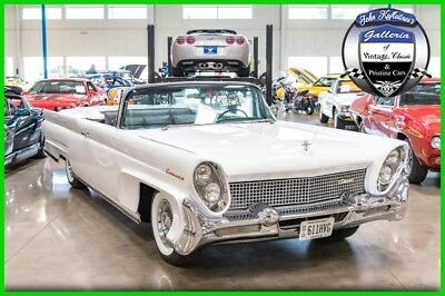 Lincoln Continental  1958 Automatic Convertible Auto 58