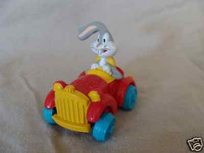 Looney Toons Bugs Bunny Stretch Limo Warner Bros. 1992