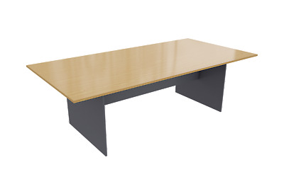 Ready2Go Rectangular Boardroom Table - Assorted Colours & Dimensions