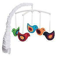 NIB Halo Bassinet Whimsical Bird Swivel Mobile