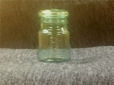 Vintage Antique Ball Sure Seal Jar No.1 With Glass Lid