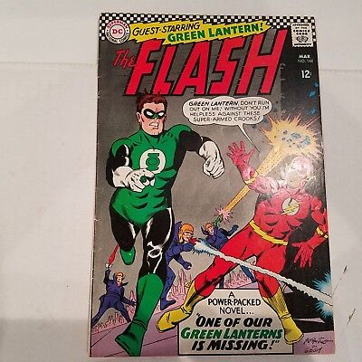 Flash 168 F/VF  HUGE DC SILVER AGE COLLECTION No Reserve