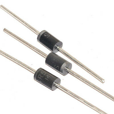10X SB560 Schottky Barrier Rectifier Diode DO-27 5A 60V Electronic Components