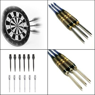 6pcs Professional Replaceable Dart Steel Tip 2BA Thread Darts Needle Accessories