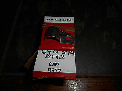 NOS Briggs and Stratton OEM Clamp 690394