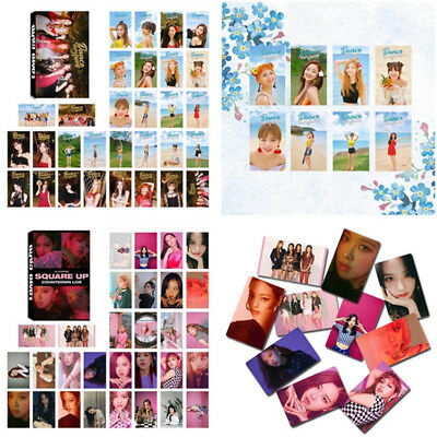 30pcs/set KPOP BLACKPINK TWICE Photo Card Poster Lomo Card Photocard Fans Gift