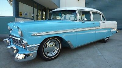 1956 Chevrolet Bel Air 350 V8, Auto Not A Mustang,chevelle, Gm Camaro Dodge,
