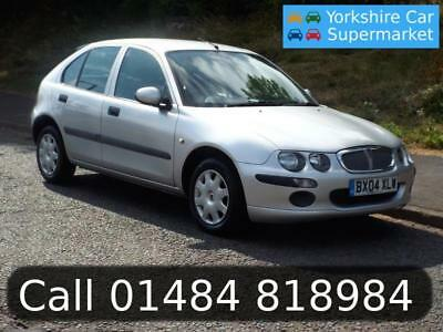 2004 Rover 25 L 16V (84PS) +LOW MILES+FREE WARRANTY