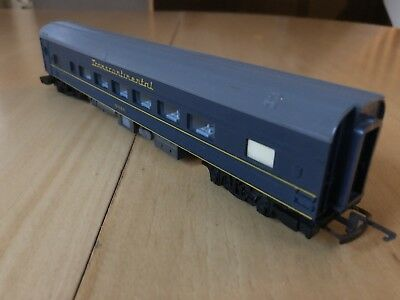 Triang - R447 Transcontinental Dining Car Blue - Oo Gauge Excellent Cond'