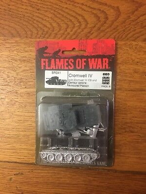 Flames Of War BR041 Cromwell IV With Cromwell VI CS And Centaur Options