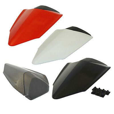 Passenger Rear Pillion Seat Cover Cowl For 12-16 DUCATI 899 1199 R/S Panigale