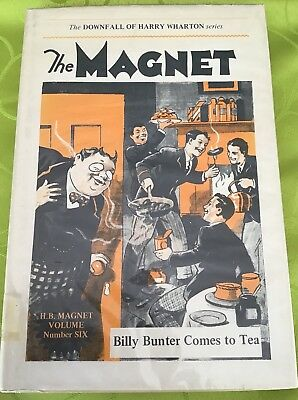 The Magnet, The Downfall of Harry Wharton series volume Six