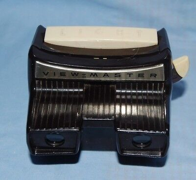 Vintage Viewmaster Viewer Lighted Stereo Viewer