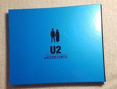 U2 Experience 2018 VIP Collectors Book New/Other