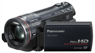 Panasonic HDC-SD707 Full HD Camcorder