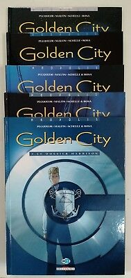 Golden City **  Tomes 1 A 5 ** Tous Eo (Sauf Tome 1) Comme Neuf Malfin/Pecqueur